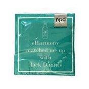 Paperproducts Design E Harmony Beverage Napkin