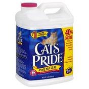 Cat's Pride Cat Litter, Premium, Scoopable