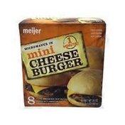 Meijer Mini Cheese Burger