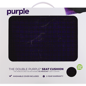 Purple Seat Cushion