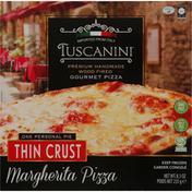 Tuscanini Pizza, Thin Crust, Margherita