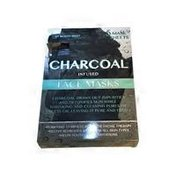 My Beauty Spot Charcoal Infused Purifying Facial Masks
