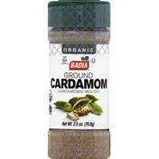 Badia Cardamom, Organic, Ground