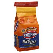 Kingsford Charcoal Briquets, Single-Use-Bag