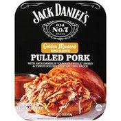 Jack Daniel's Golden Mustard BBQ Sauce Pulled Pork
