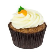 Give & Go Carrot Cupcake