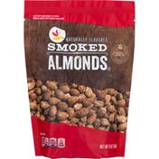 SB Almonds, Smoked