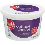 Big Y Small Curd Cottage Cheese