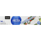 Essential Everyday Reclosable Freezer Bags