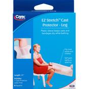 Carex Cast Protector, Leg, 24 Inch