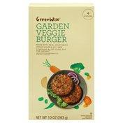 GreenWise Veggie Burger, Garden