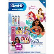 Oral-B Gift Pack with Power Toothbrush and replacement Heads featuring