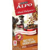 Purina Wet Dog Food, Meal Helpers Roast Beef & Chicken Flavors