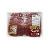 Gelson's 15% Fat Ground Beef Patties
