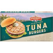 Ocean Beauty Albacore Tuna Burgers