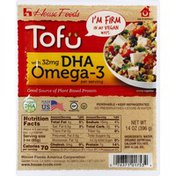 House Foods Firm Tofu with DHA & Omega-3