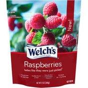Welch's Red Raspberries Frozen