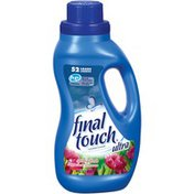 Final Touch Spring Fresh Fabric Softener