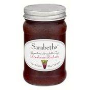 Sarabeth's Legendary Spreadable Fruit Strawberry Rhubarb