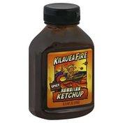 Kilauea Fire Ketchup, Hawaiian, Spicy