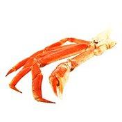 Cooked Alaskan King Crab Leg