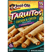 José Olé Chicken & Cheese Flour Tortillas Taquitos