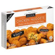 Alexia Chicken Nuggets, With Broccoli & Cheddar Cheese