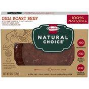 Hormel Natural Choice Deli Roast Beef