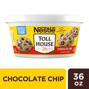 Toll House TOLL HOUSE Chocolate Chip Cookie Dough