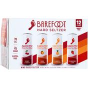 Barefoot Wine Hard Seltzer Single Serve Cans