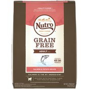 Nutro Grain Free Adult Salmon & Potato Recipe Cat Food