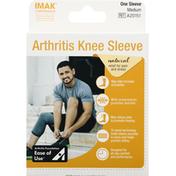 IMAK Arthritis Knee Sleeve, Medium