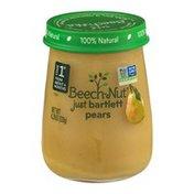 Beech-Nut Just Bartlett Pears Stage 1