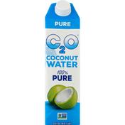 C2o Coconut Water, 100% Pure