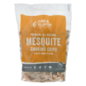 Fire & Flavor Smoking Chips Mesquite