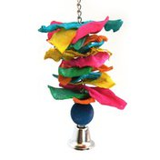 Mac's Rainbow Rounds Toy for Birds
