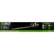 Ego Hedge Trimmer, Cordless, 24 Inch