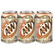 A&W Diet Root Beer