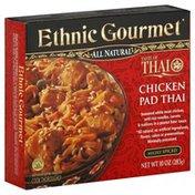 Ethnic Gourmet Chicken Pad Thai, Mildly Spiced