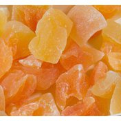 Candied Cantaloupe