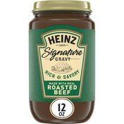 Heinz Rich & Savory Gravy with Real Roasted Beef