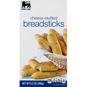 Food Lion Breadsticks, Cheese-Stuffed, Box