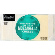 Essential Everyday Cheese, Part-Skim, Mozzarella, Low-Moisture