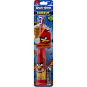 Firefly Angry Birds Turbo Power Toothbrush Soft