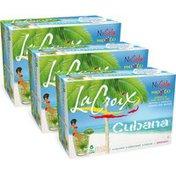 LaCroix NiCola Cubana Sparkling Water - 3/8pk/12 fl oz Slim Cans
