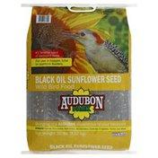 Audubon Park Wild Bird Food, Black Oil Sunflower Seed