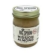 Big Spoon Roasters Nut Butters, Mission Almonds