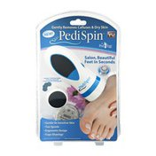 As Seen on TV Pedi-Spin Callus & Dry Skin Remover