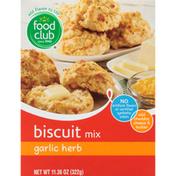 Food Club Garlic Herb Biscuit Mix