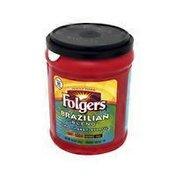 Folgers Coffee, Ground, Medium, Brazilian Blend